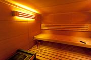 Sauna in Handwerksqualität