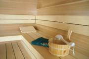 Sauna, Saunabau